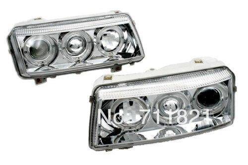 Проектор Ангел глаз головного света для VW Пассат В4