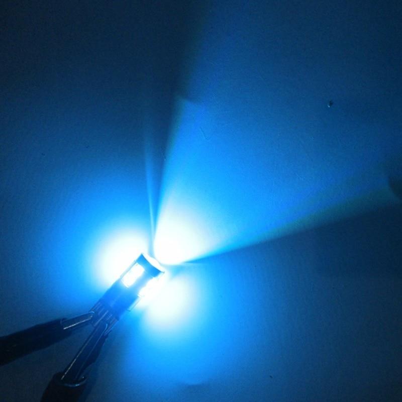 10x T10 3030 9 SMD 9 LED 12V 24V avtomatik paz lampa ampul avtomobil - Avtomobil işıqları - Fotoqrafiya 6