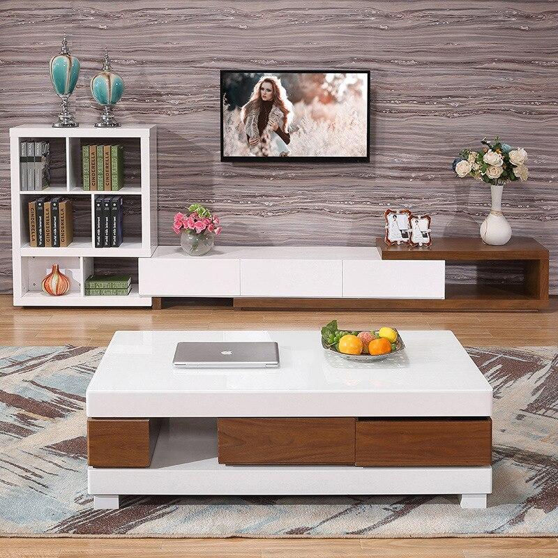living room home furniture coffee table minimalist modern style ...
