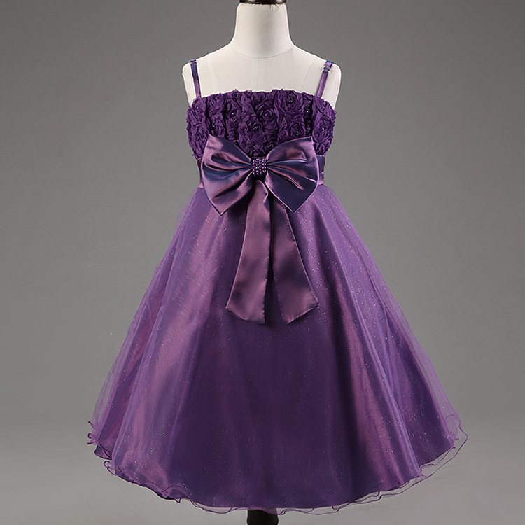 Flower Girls Dresses For Party And Wedding Evening Gowns For Kids ...