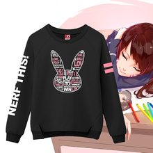 Alanes 2017 Autumn Women D.va Hoodies Ladies D va Hoodies Female D.va Pullover Long Sleeve Dva Casual Hana Song Sweatshirts