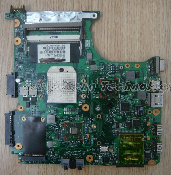 Laptop Motherboard For hp 6535S 6735S 494106-001 for amd cpu with integrated graphics card 100% tested