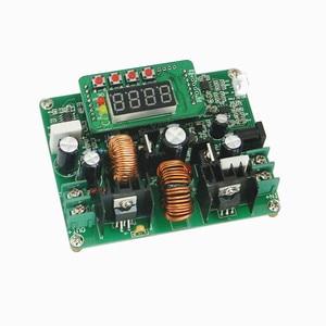 Image 4 - 1 pc 새로운 d3806 nc dc 정전류 전원 공급 장치 스텝 다운 모듈 전압 전류계 전자 부품 및 소모품