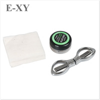 E XY 3 In 1 E Cigarette DIY Tool Kit Heating Wire Tool For RDA Tank