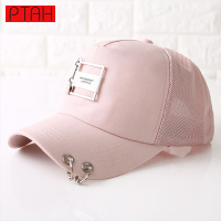 PTAH Wholesale Snapback Fitted Hip Hop Dome Baseball Caps Adjustable For Women Summer High Quality Sports