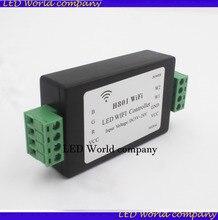 1 個 H801 無線 Lan; RGBW LED 無線 lan コントローラ; RGBW 無線 Lan LED H801 コントローラ; DC5 24V 入力; 4CH * 4A 出力