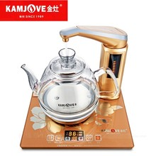 Glass-Kettle Electric-Heating-Stove KAMJOVE Tea Boil Intelligent Crystal Health Smart