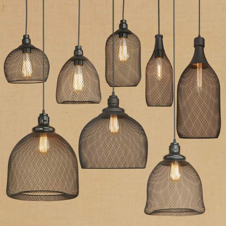 IWHD Iron Loft Style Vintage Industrial Pendant Lights BlacK LED Hanging Lamp Bedroom Hanglamp Kitchen Pending Lighting Lamparas iwhd glass hang lights loft style industrial lighting iron vintage lamp led pendant light kitchen hanging lamp bar lamparas