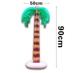 Надувная Гавайская тропическая пальма, пляжный кактус, плавательные украшения для вечеринки у бассейна, игрушечные принадлежности