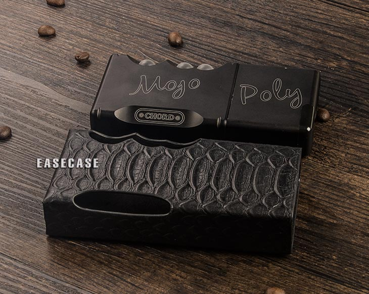A6 EASECASE Custom-Made Genuine Leather Case For CHORD MOJO