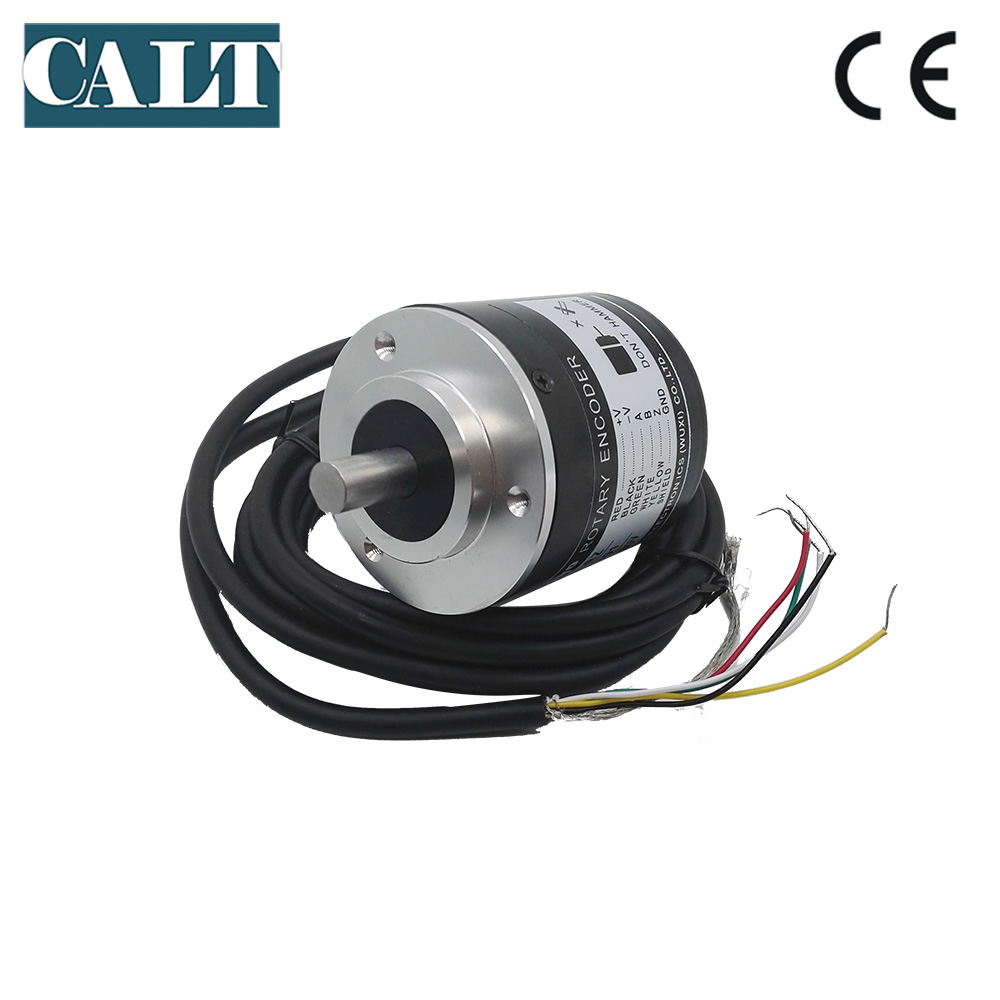Good price for new rotary encoder optical incremental encoder electrical sensor TRD-J1000-RZ недорго, оригинальная цена