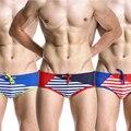 Men's Swimwear Brand Trunks New Fashion Men Swimsuit Boxer Bathing Wear for Swimwear Briefs Man Beach Short Hot Selling