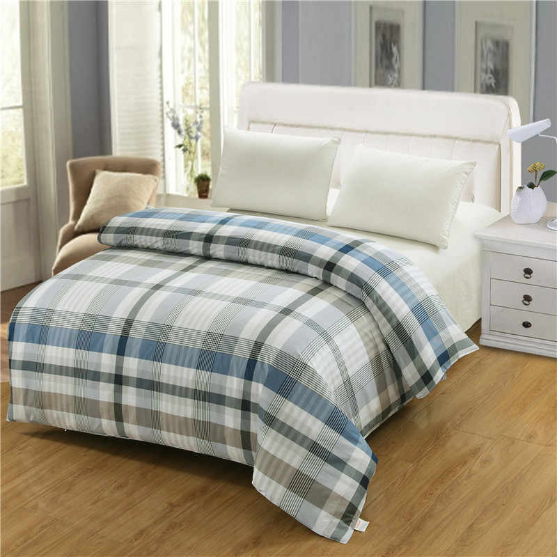 Cotton Duvet Cover Twin Full Queen King