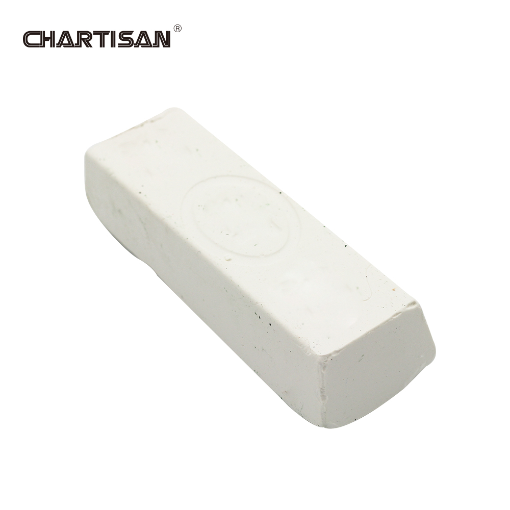 CHARTISAN White Metal Polishing Paste Mirror Polish Finish Paste Wax Polishing Paste Gloss Finish