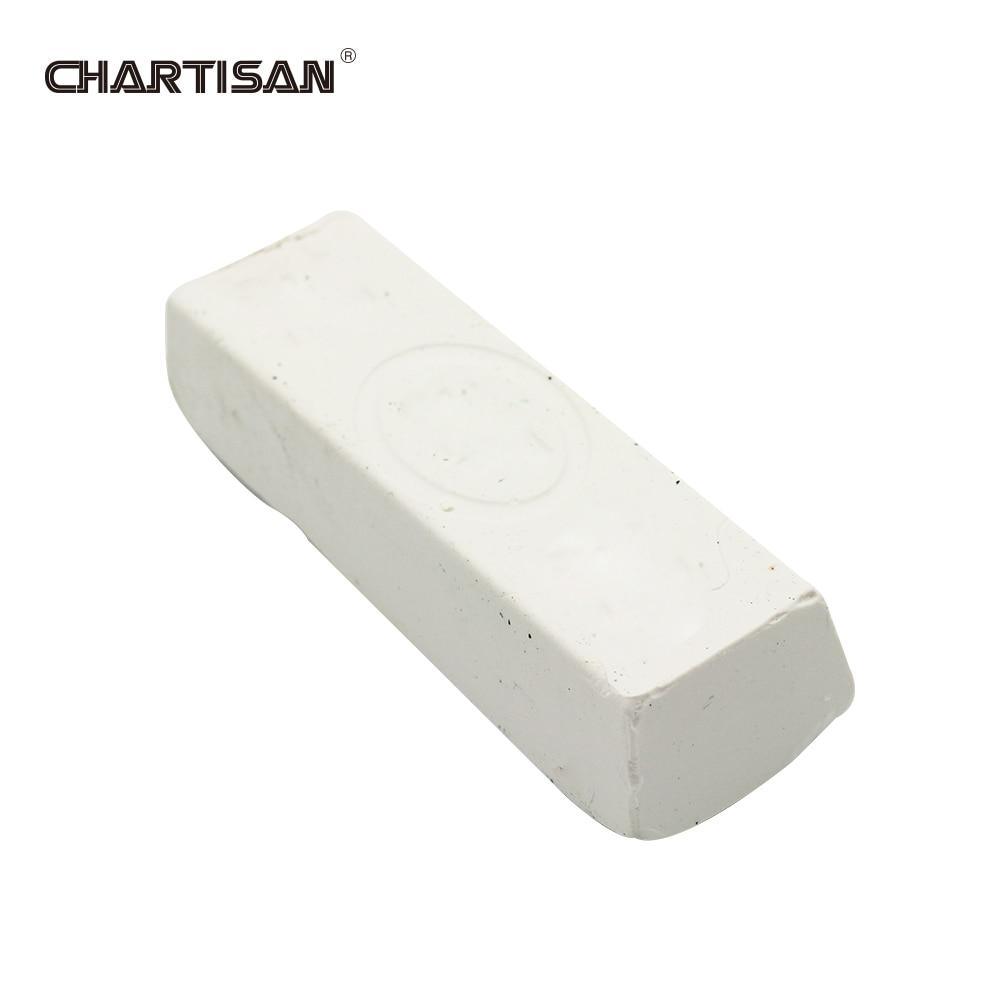 CHARTISAN White Metal Polishing Paste Mirror Polish Finish Paste Wax Polishing Paste Gloss Finish