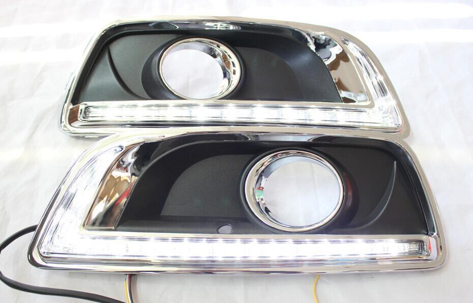 անվճար նավ ՝ LED ցերեկային - Ավտոմեքենայի լույսեր - Լուսանկար 2