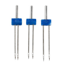 3 шт./компл. прочный двойной иглы шпильки аксессуары для швейных машин, поставки XSD88