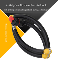 cable lock bike candado bicicleta candado moto bicycle lock motorcycle anti theft lucchetto bici Key antirrobo moto fietsslot