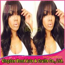 8A Grade Free Part Brazilian Lace Front Wigs Glueless Straight Human Brazilian Virgin Hair Lace Front Wig for Black Women