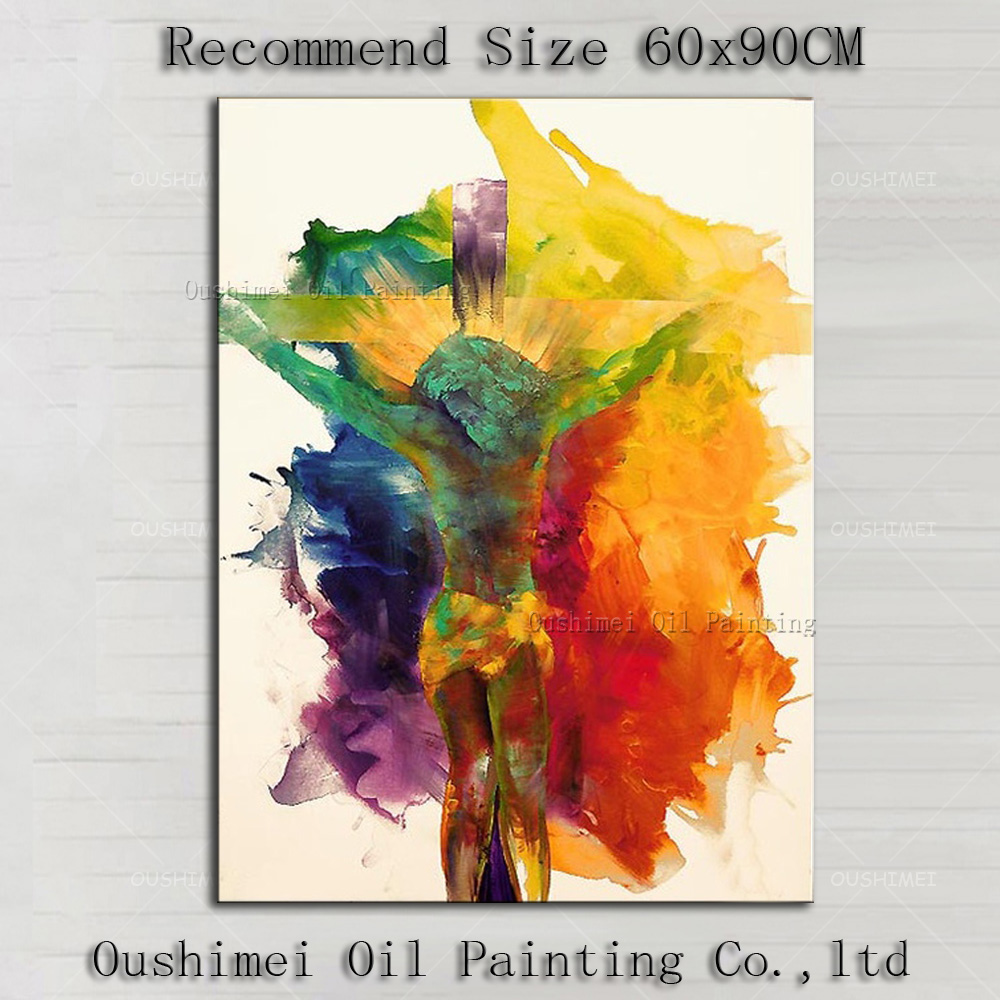 Professional Artist Hand Painted High Quality Abstract: Online Buy Wholesale Modern Christian Artists From China