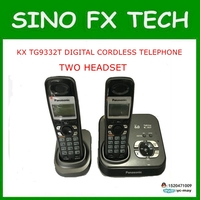 DECT 6 0 Plus 1 9 GHz Digital Cordless Phone Call ID Handfree DEL Wireless Home