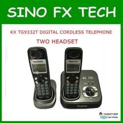 Original 98 new wireless kx tg9332t digital phone 2 handsets dect 6 0 digital cordless phone.jpg 250x250