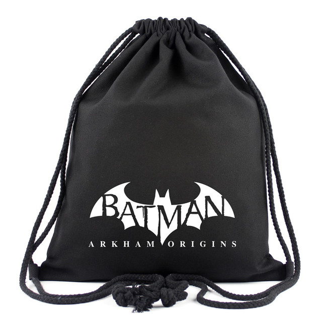 Tokyo Ghoul Backpack One Piece Batman Attack on Titan Travel Bag
