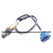 55566648 New For NTK Tube 4 wire O2 Oxygen Sensor Lambda Buick Excelle Chevrolet Cruze 1.6L 1.8L OE# 55 566 648