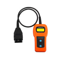 Auto OBDII Scanner U480 Fault Code Reader For All 1998 And Newer Cars And Trucks U 480 OBD2 CAN BUS Engine Diagnostic Tool