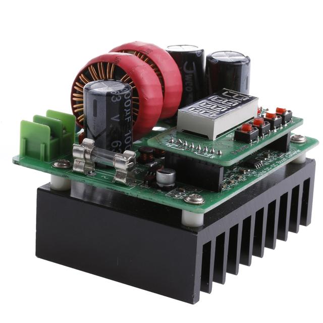 400 W 10A Digital-Controlado Por Tensão Constante Corrente DC Impulso Converter