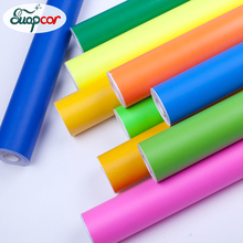 купить Kitchen Self Adhesive PVC Wallpaper Roll Matt Waterproof Wall Paper for DIY Wardrobe Cupboard Door Furniture Stickers Home Decor онлайн