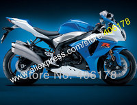 Hot Sales,Set Fairing Kit For Suzuki GSXR1000 GXS R 1000 GSXR 1000 2009 2016 K9 09 16 Blue + Free Gifts (Injection molding)