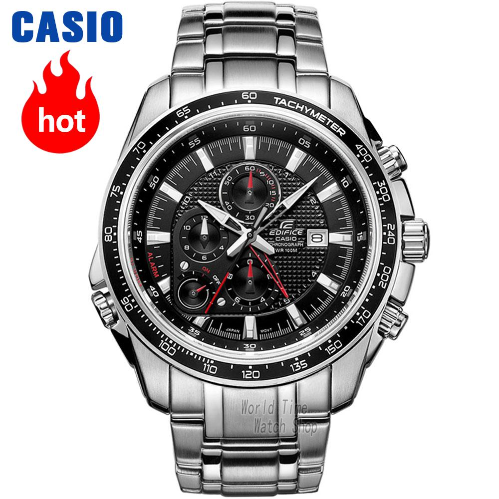 Casio watch quartz waterproof three-dimensional dial fashion sports male watch EF-545D-1A EF-545D-7A carbon 3 spoke wheel 700c ruedas carbono tt frame road use bicycle trispoke wheel for road and track venue wheels