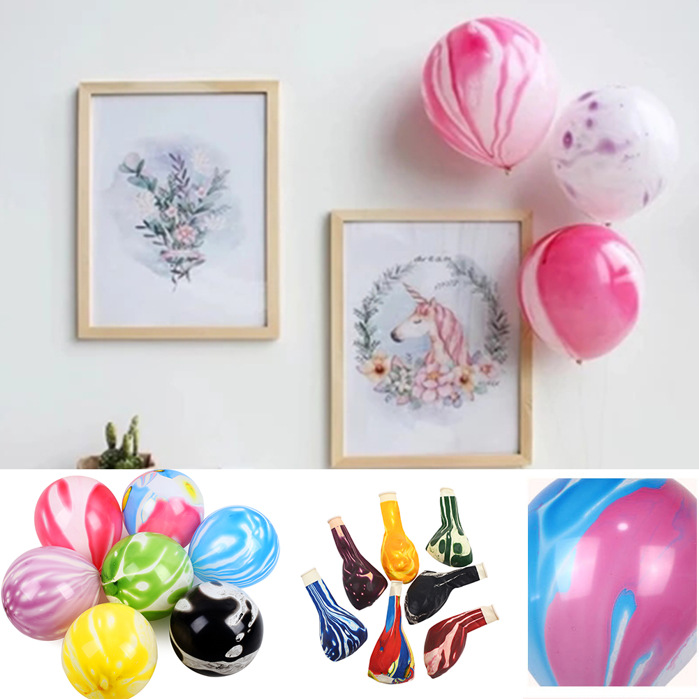 Event & Party Hearty 10pcs /set Creative Air Balloon Balloons Cartoon Cloud 7 Color Prop Decoration Festival Birthday Holiday Durable Service