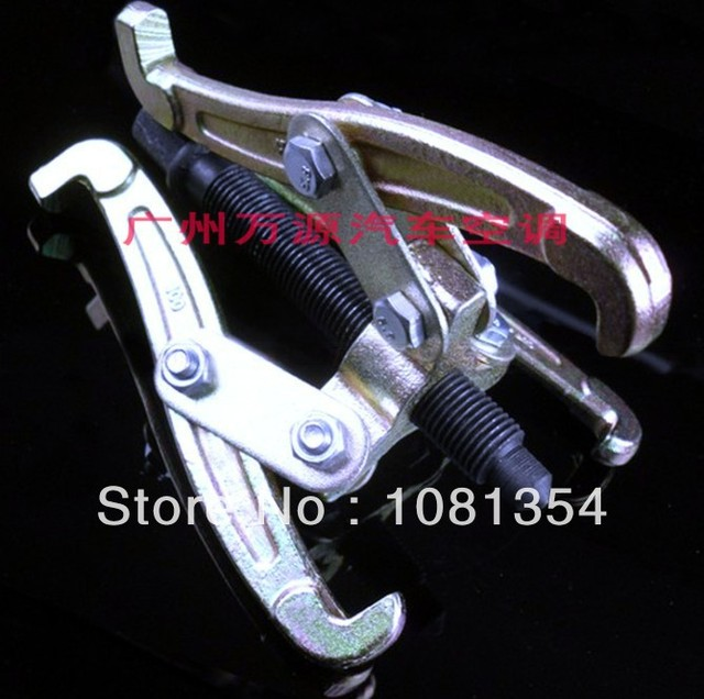 US $34 0 |High quality air conditioning compressor pulley bearing  disassembly Hand Tools / Three claws removal tool / 4