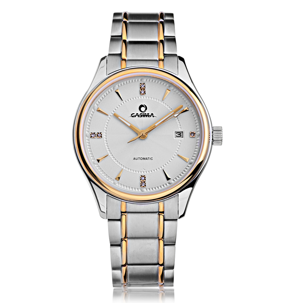 2017 casima name brand watches men automatic mechanical fashion business dress classic watch for Casima watches