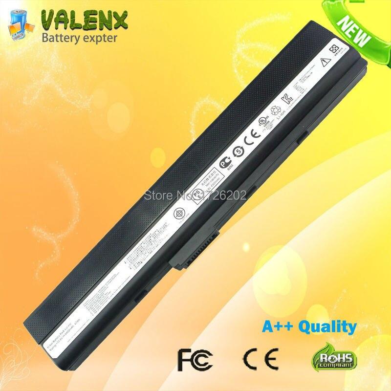 Аккумулятор для ноутбука Asus K52 K52J K52JB K52JC K52JE K52JK K52JR K52N K52D K52DE K52DR K52F K62 K62F K62J K62JR N82