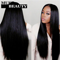 Straight  Remy Virgin Hair 4Bundles Raw Indian Silk Straight Hair Bundles Straight Hair Extensions Ali Moda Indian Straight Hair