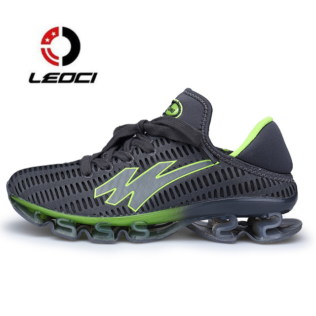 5783485241ce0 Men Running Shoes Trail Running Trainers Blade Shoes Men Sports Outdoor  Sneakers Jogging Homme zapatillas deportivas hombre