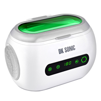 Mini Size Household Digital Ultrasonic Cleaner Jewelry Watches Glasses Circuit Board Cleaning Tool Sterilizing Machine