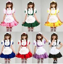 Anime inu x boku ss shirakiin ririchiyo y roromiya karuta cosplay s-xl dress nuevo