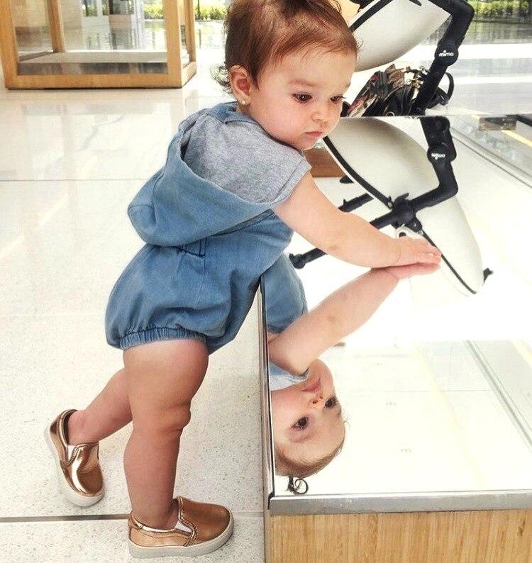 Os Novos Desgaste das Crianças da Moda Cowboy Terno Do Bebê Romper Do Bebê Subir Roupas Para 0-2 Anos Artesanal alta Qualidade Terno Do Bebê