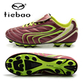 TIEBAO Professional Football Soccer Shoes AG Soles Football Boots For Men Women Training Sneakers Sports Botas De Futbol