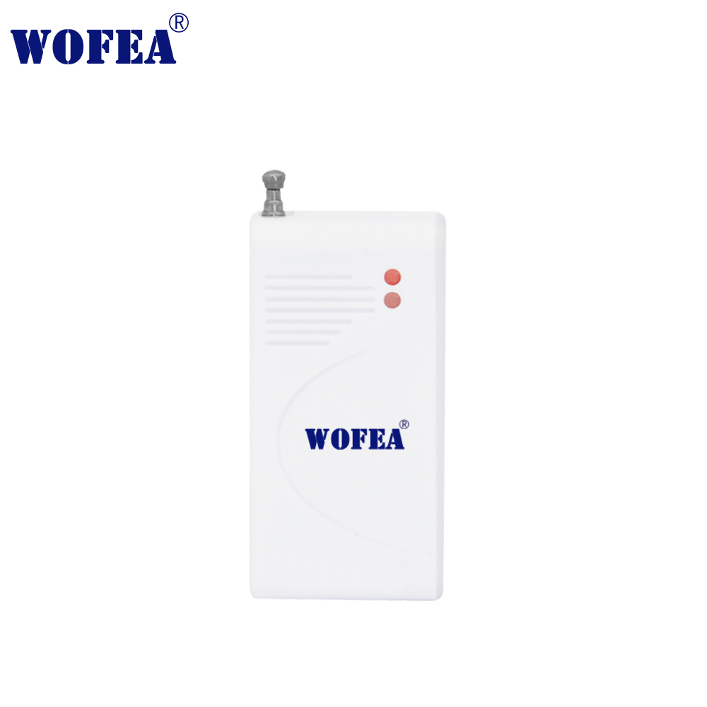 Free Shipping  Wireless Vibration Sensor Shock Detector Working With Our Alarm System