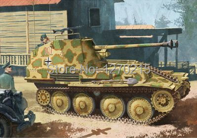 Dragon model 6472 1 35 Befehlsjager 38 Ausf M plastic model kit