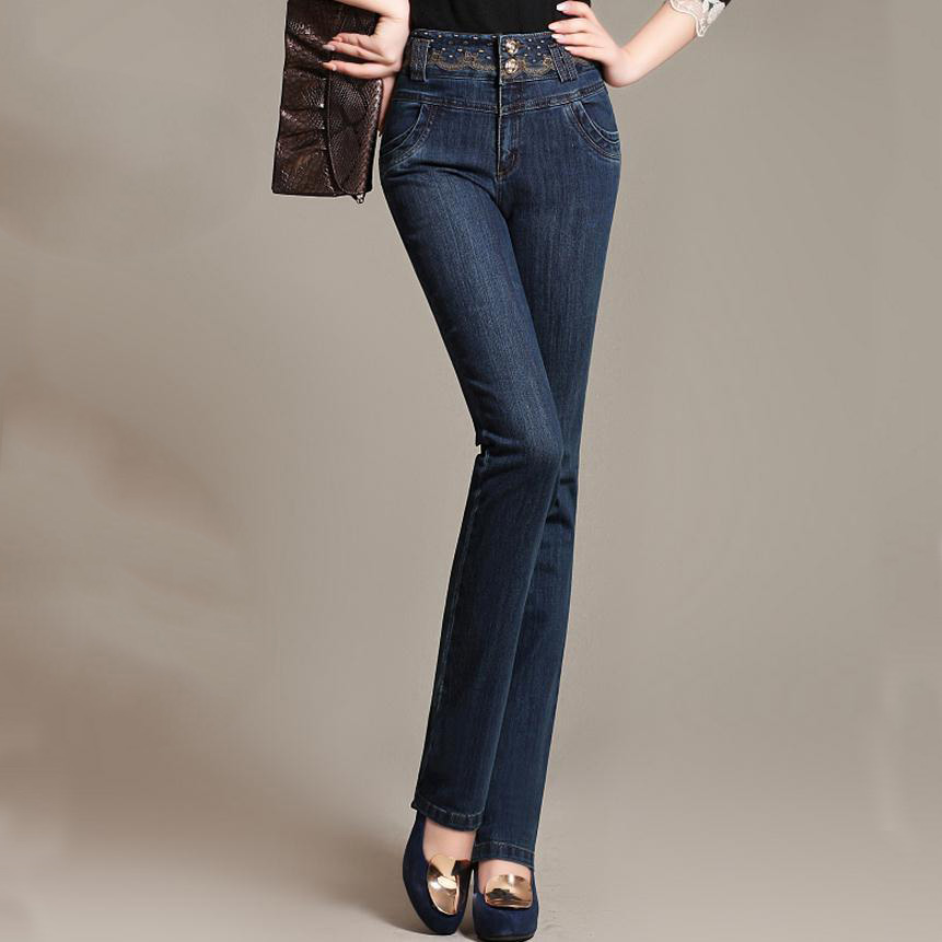 Compare Prices on Retro Flare Jeans- Online Shopping/Buy Low Price ...