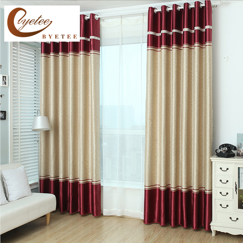 Fabric For Kitchen Curtain: {byetee} Ready Made Modern Curtain Fabric Kitchen Window