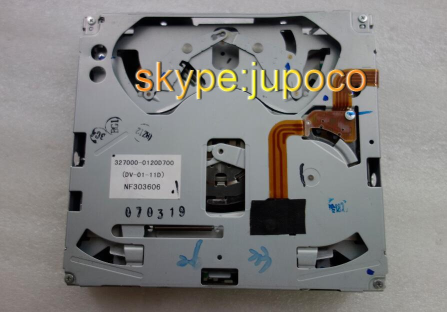 Free Shipping Becker DVD-ROM DVD mechanism Loader DV-01-11D for Mercede W211 NTG1 COMAND APS navigation car audio radio systems цена