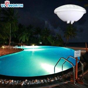 Image 5 - Par56スイミングプールライトdc 12ボルトrgb smd5730 24ワット36ワット水中ライトip68防水屋外スポットライト用池、噴水、プール