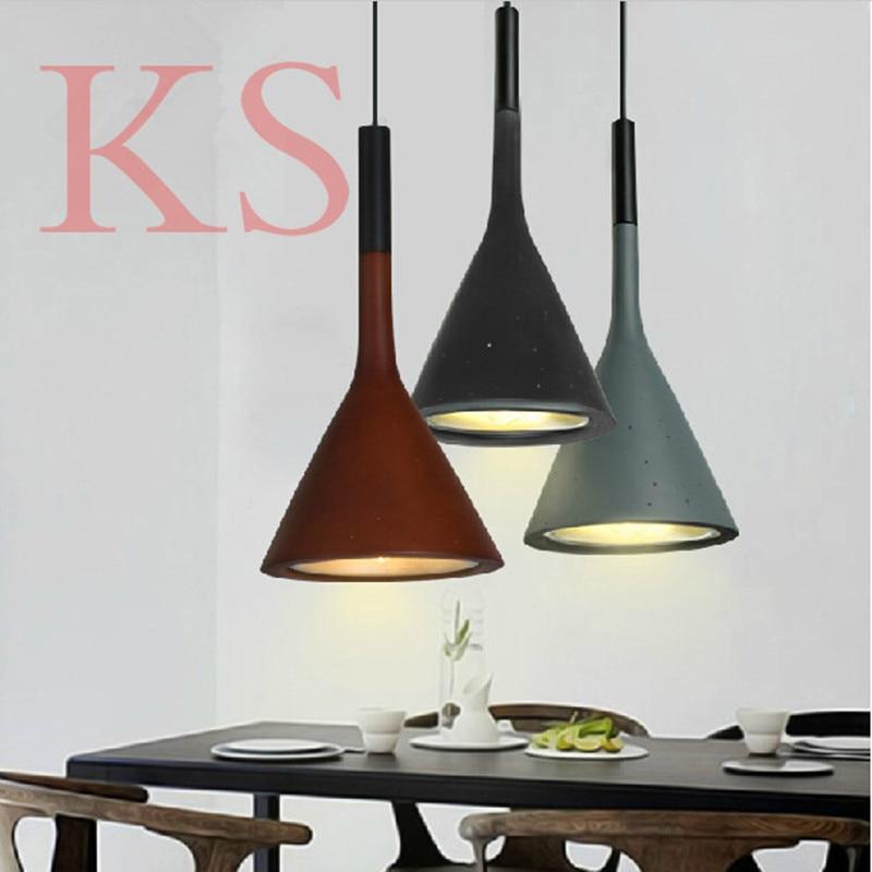 Aliexpress.com : Buy Modern pendant light LOFT vintage ...